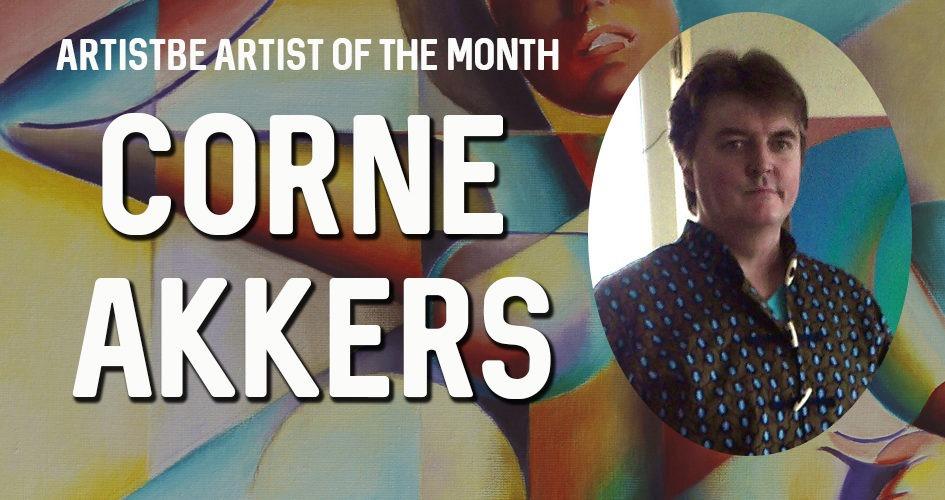 artistbe promotion of Corne Akkers
