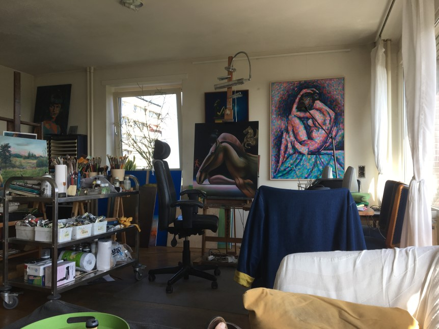 studio of Corne Akkers