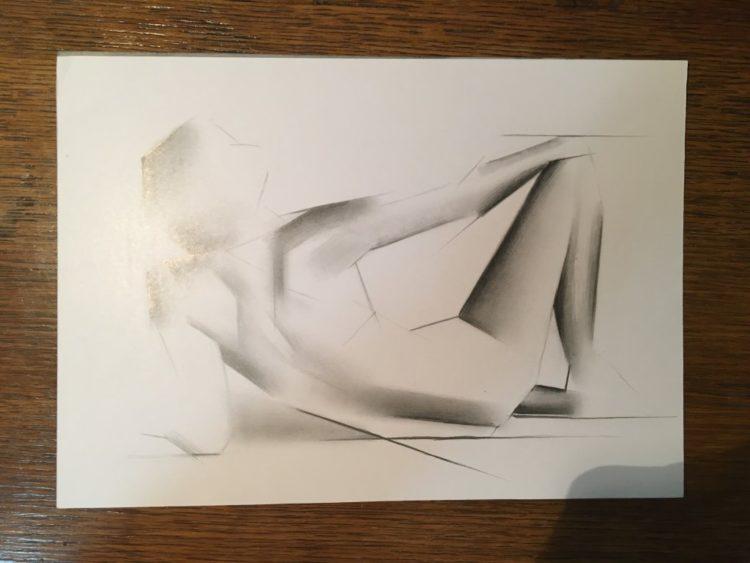 Work in progress on Catwoman 24-09-19
