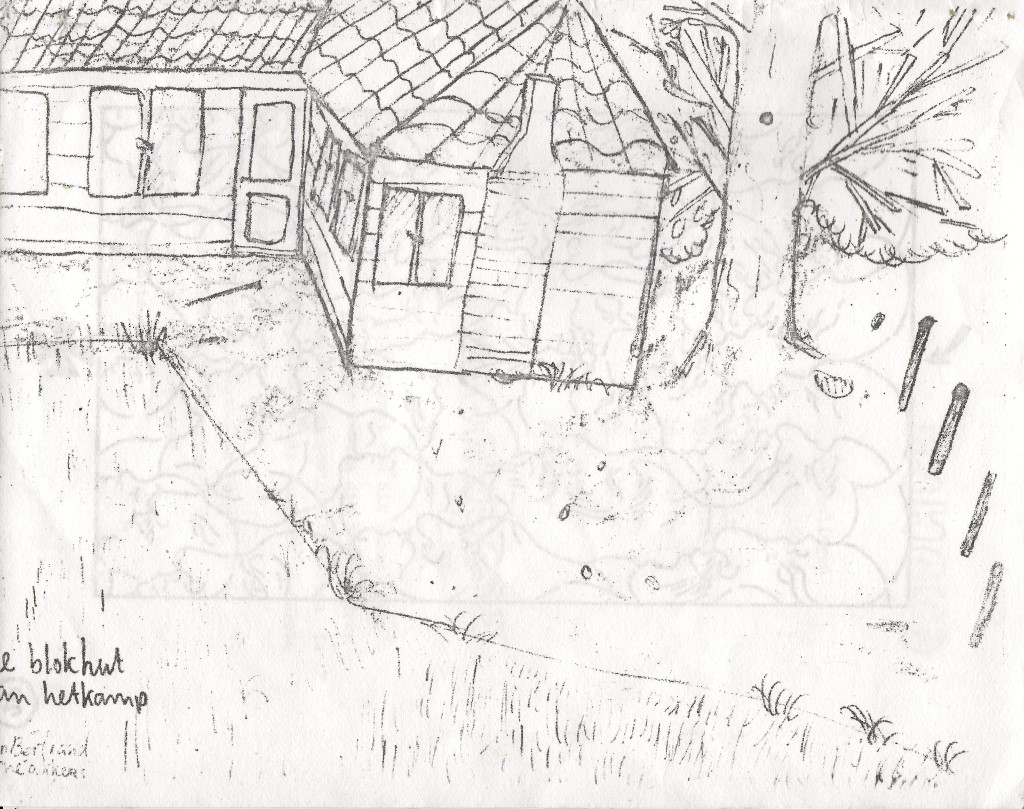 child's drawing by Corne Akkers thumbnail